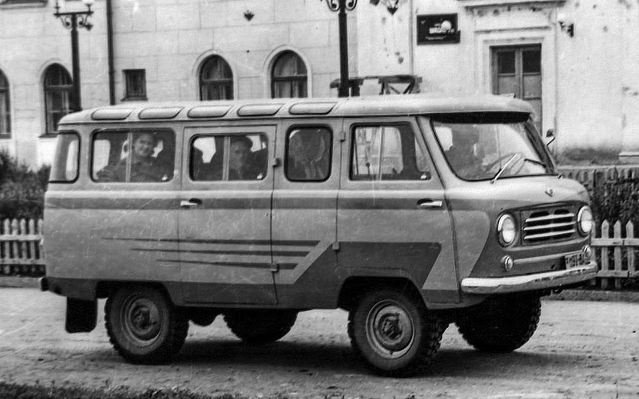 Вкус «буханки»: полная история УАЗ-450— фото 1269678