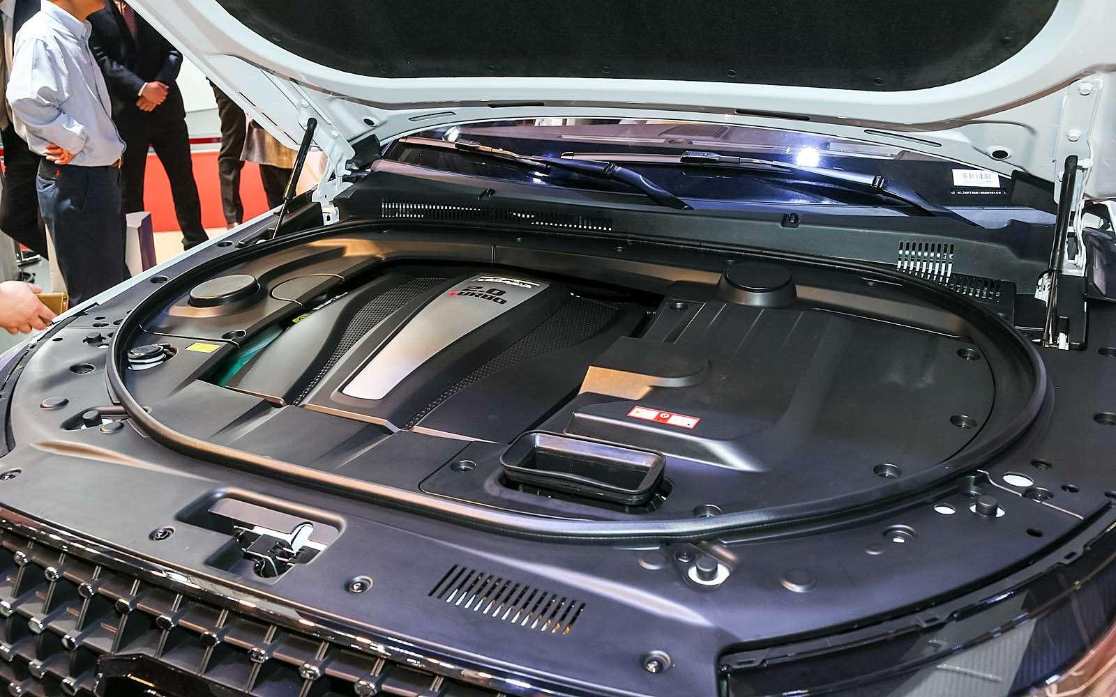 Новый Tiggo 5, будущая Camry идругие: онлайн-трансляция сШанхайского автосалона— фото 739523