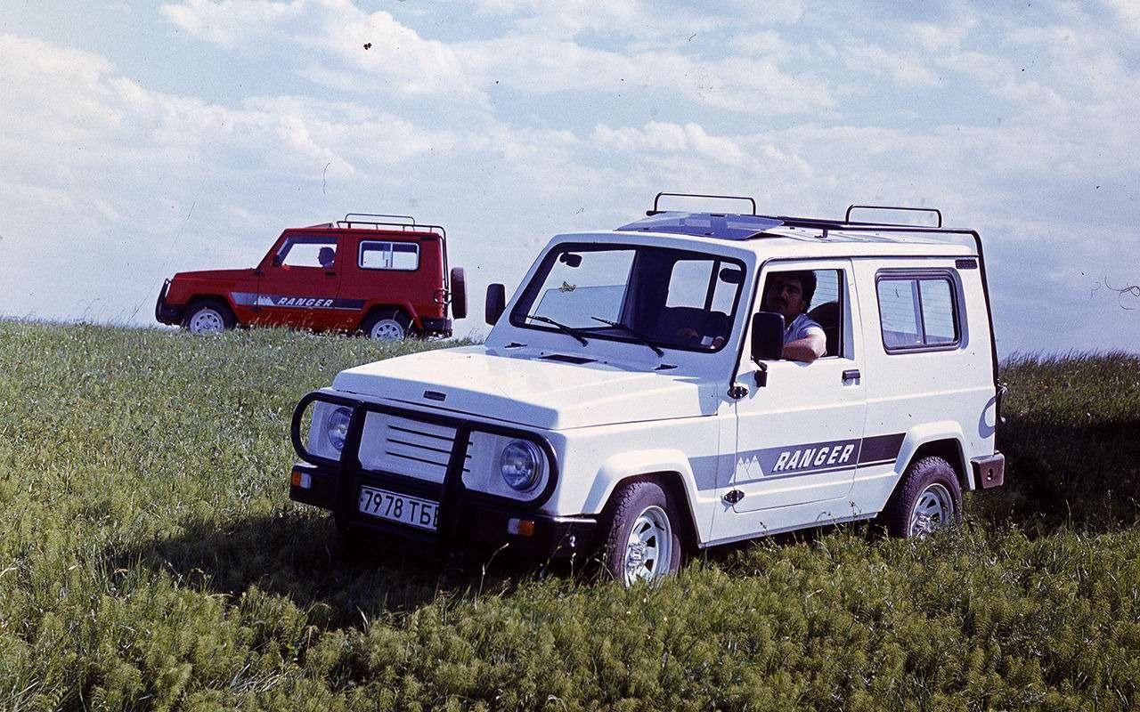 Забытые автопроекты СССР и России: Роствертол, Заря, Канонир... - фото 1160211