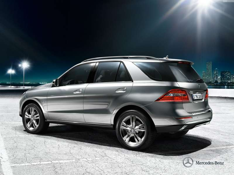Mercedes переименует M-класс вGLE