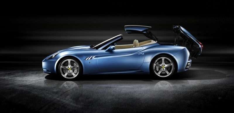 Калифорнийский жеребец Ferrari— фото 349287