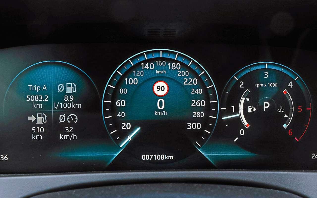 Genesis G70 против Audi A4и Jaguar XE— большой тест— фото 894703