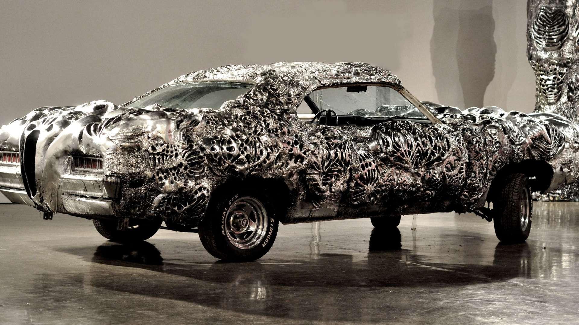 Автомобиль-ужас из3D-принтера: распечатал ипродал— фото 695693