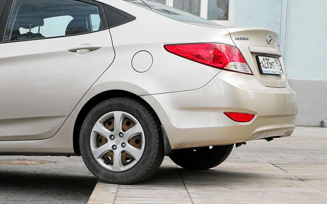 Какзаехать набордюр, чтобы не повредить машину?— фото 862194