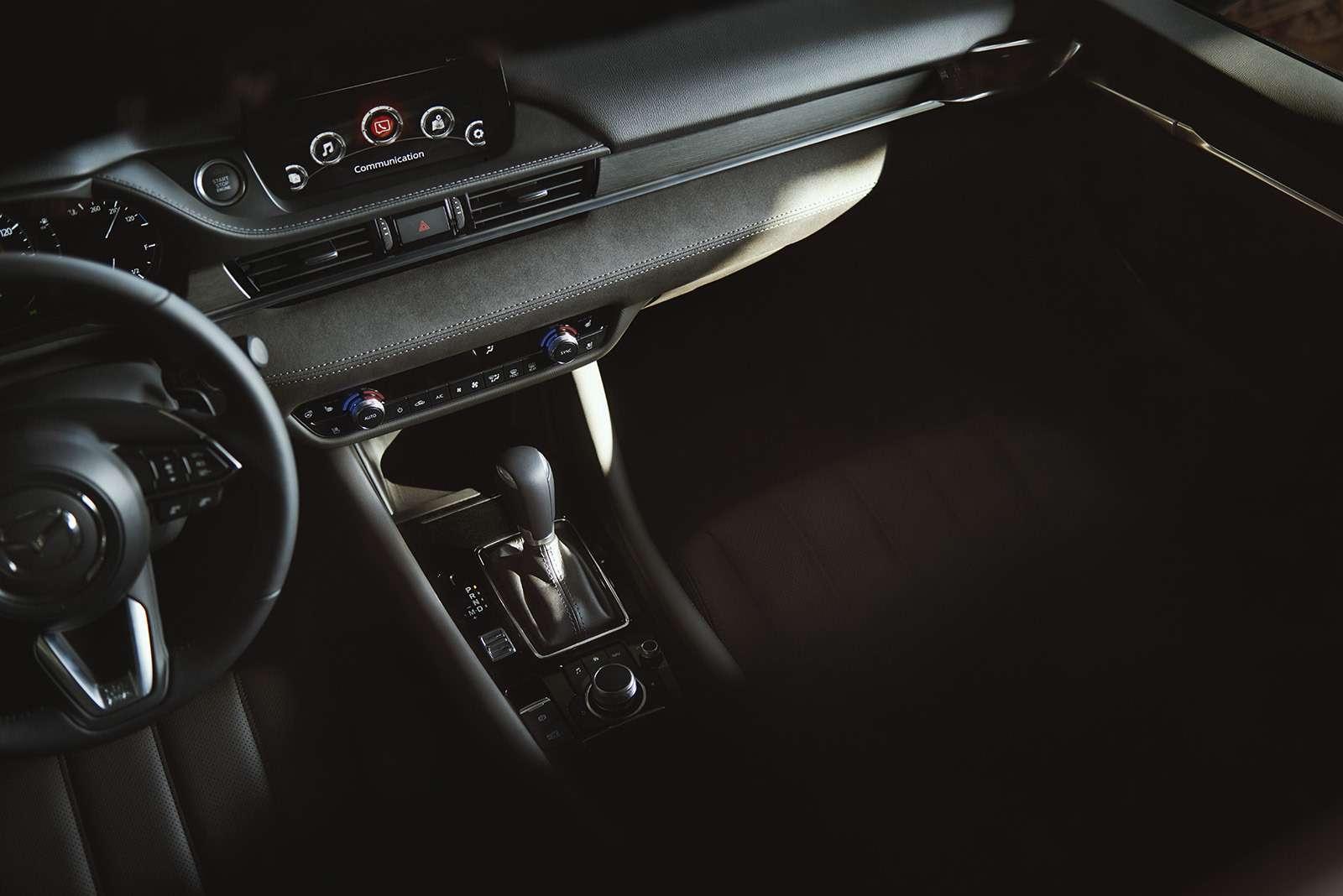 Mazda 6может получить полноприводную версию— фото 834760