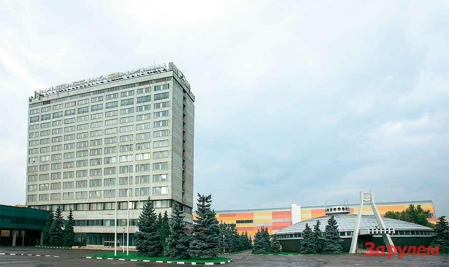 Последам московского автопрома: от«Бромлей» до«Москвича»— фото 260341