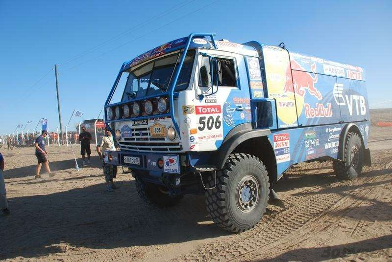 Дакар-2009: Отдых не длявсех— фото 6014
