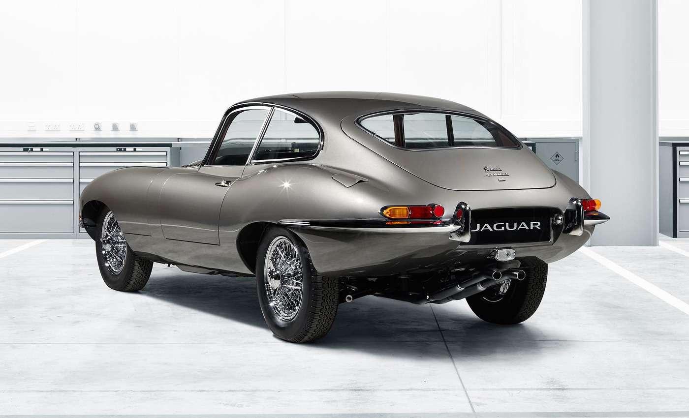 Jaguar дает редкий шанс купить E-Type всостоянии нового автомобиля— фото 730144