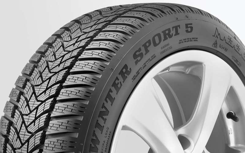 Dunlop Winter Sport 5SUV