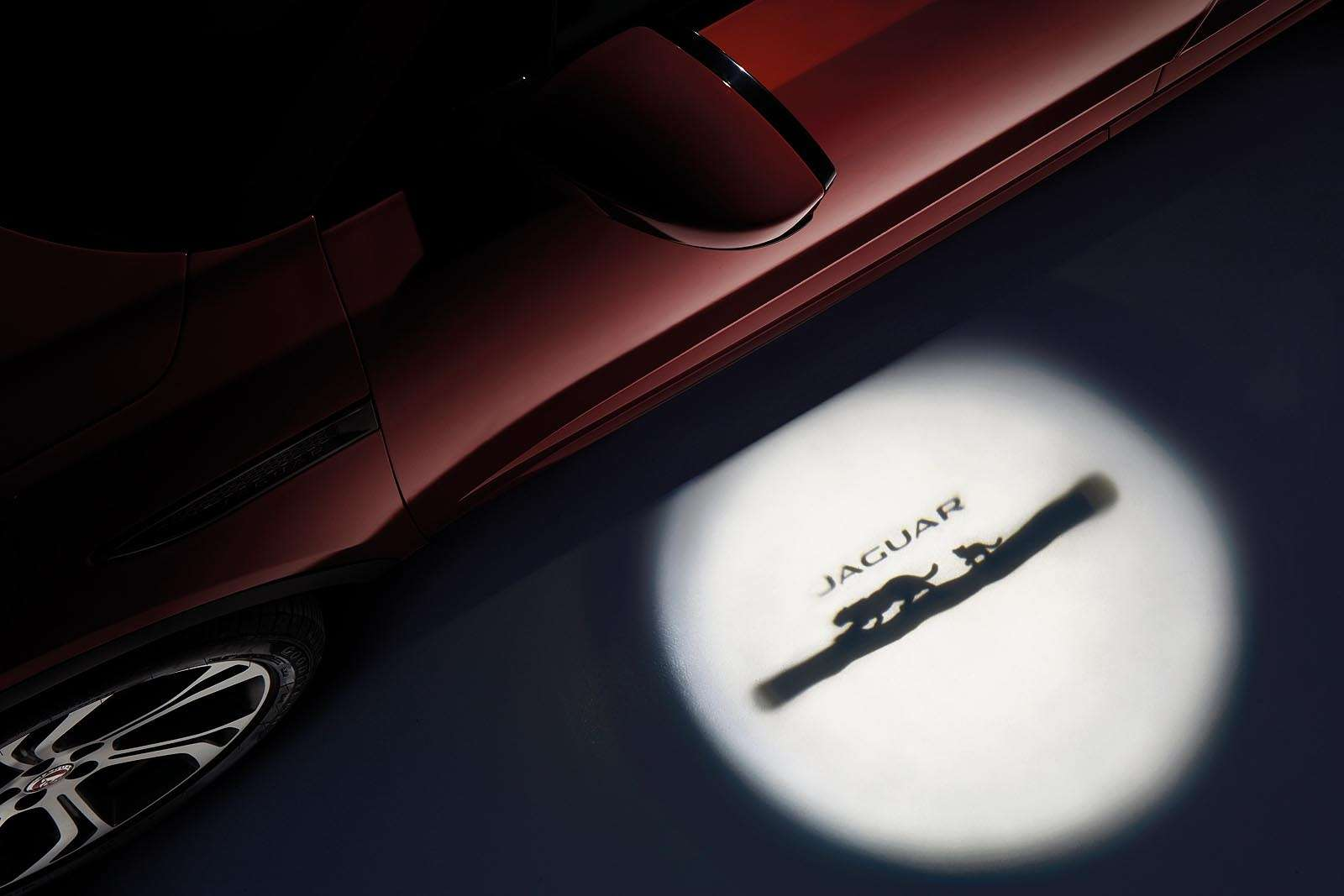 Jaguar E-Pace— британская кошка «мельчает»— фото 774185