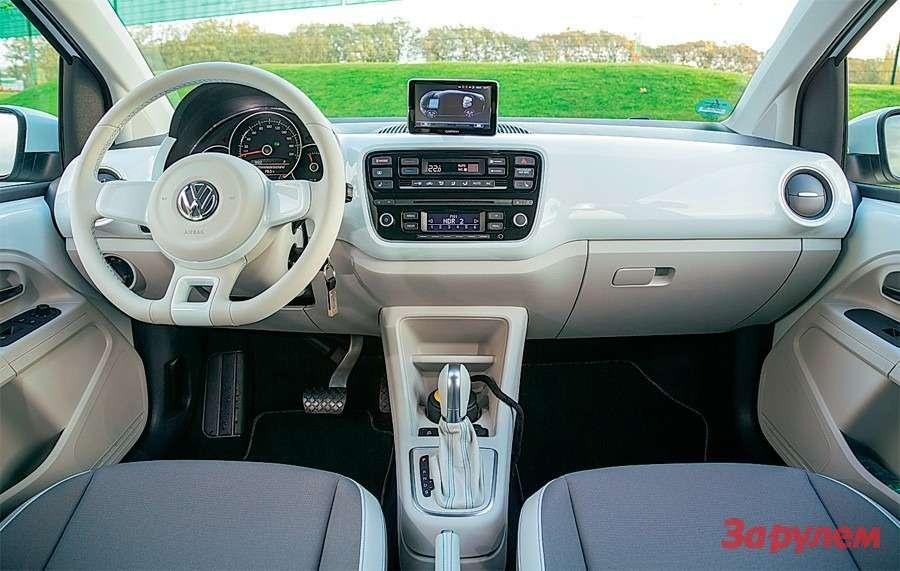 Сверхэкономичные Volkswagen: пол-литра набрата— фото 258290
