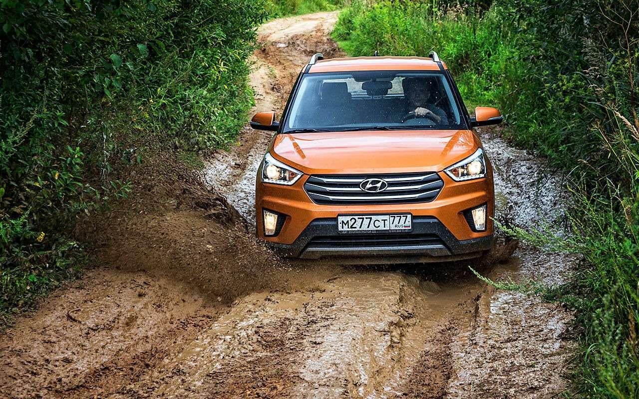 Hyundai Creta: все еенеисправности— фото 982925