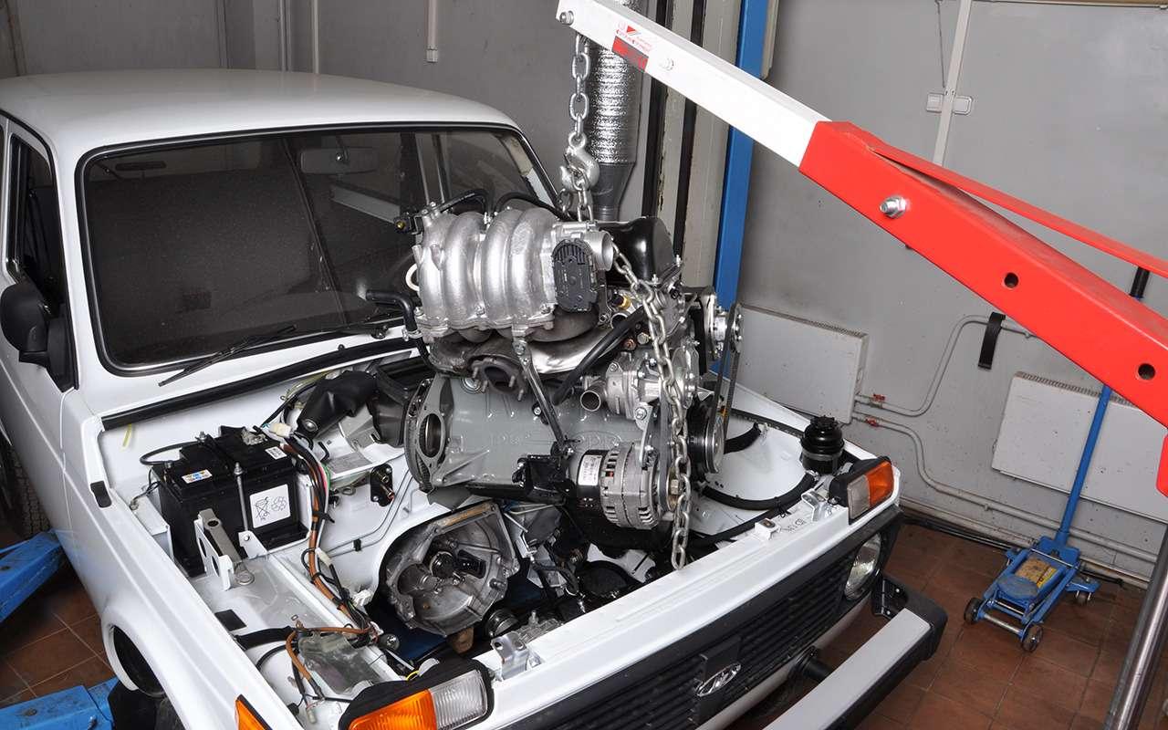 УАЗПатриот, Chevrolet Niva иЛада 4х4— кто круче?— фото 910392