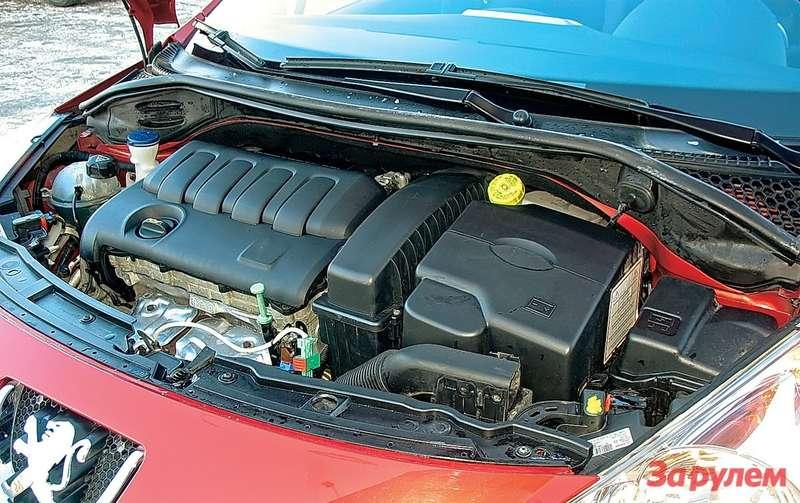 Самый популярный ибеспроблемный мотор— 1,4 литровый ЕТ‑3.