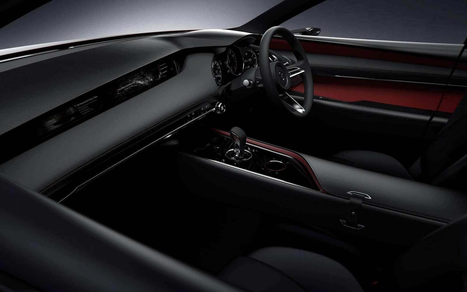 Новая Mazda 3: мызнаем, как она будет выглядеть— фото 809154
