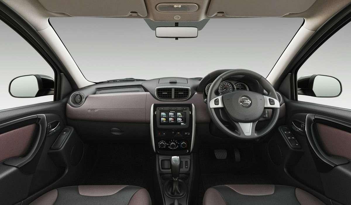 Обновленный Nissan Terrano: изИндии слюбовью— фото 728040