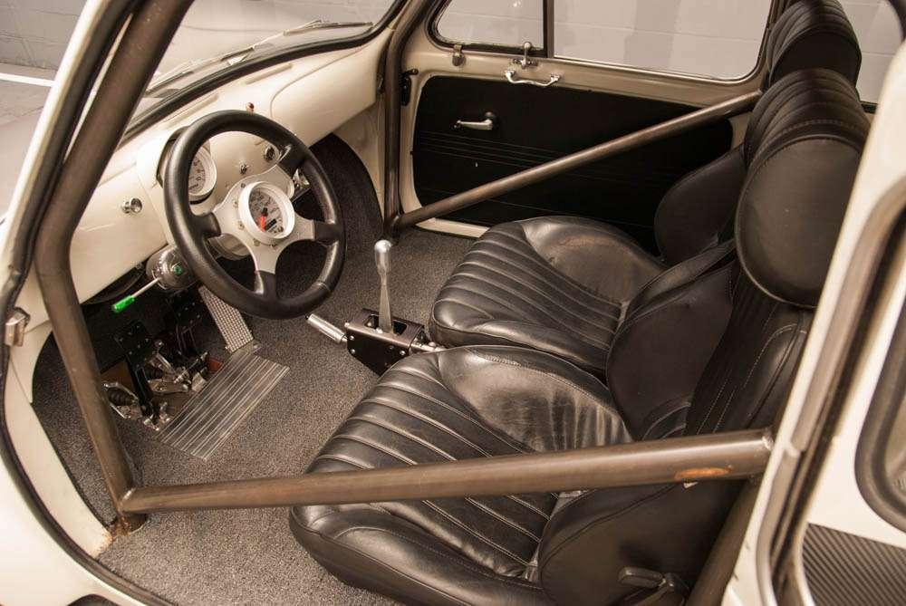 «Горбатого» Subaru исправит: Fiat 500 получил 300-сильный мотор— фото 594705