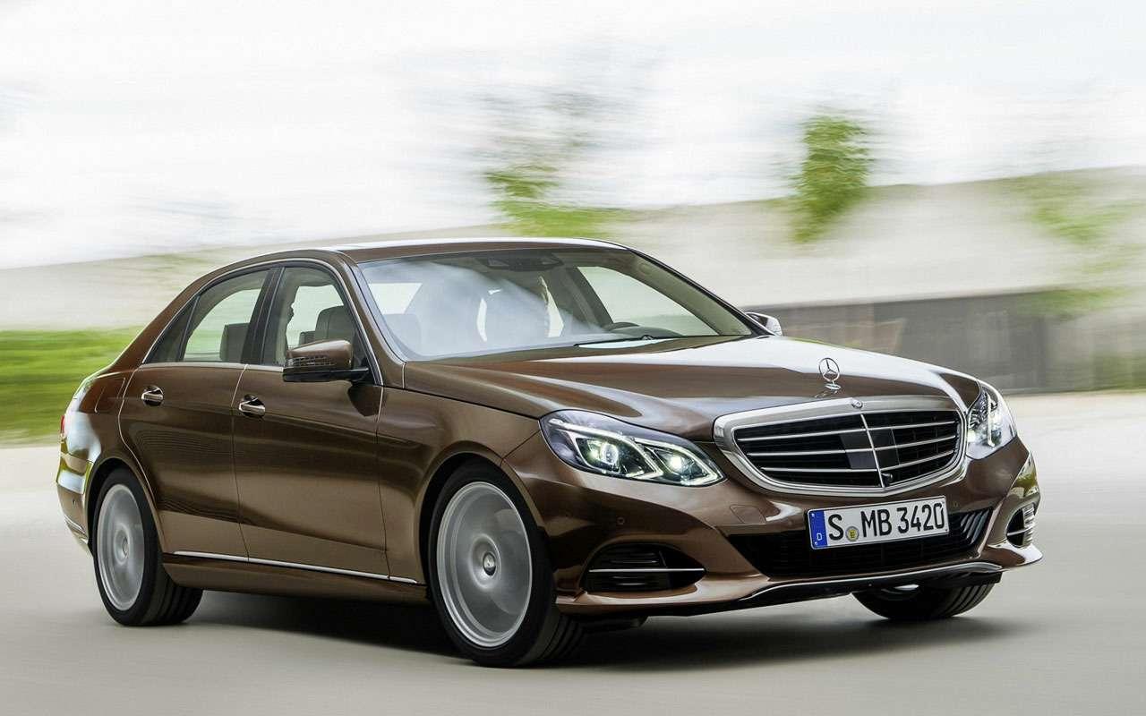 Mercedes спробегом— общие проблемы моделей— фото 1201077