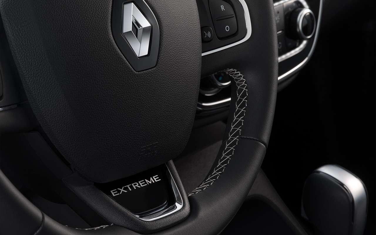 7 причин задуматься опокупке Renault Kaptur висполнении Extreme— фото 942335