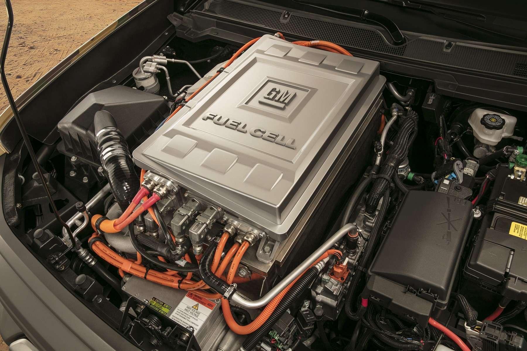 Подкрался незаметно: Chevrolet разработала необычный пикап длябоевых действий— фото 644040