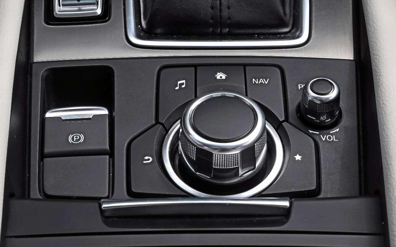 Toyota Camry против конкурентов— сравнительный тест— фото 882429
