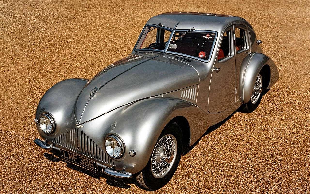 Aston Martin Atom (1939)