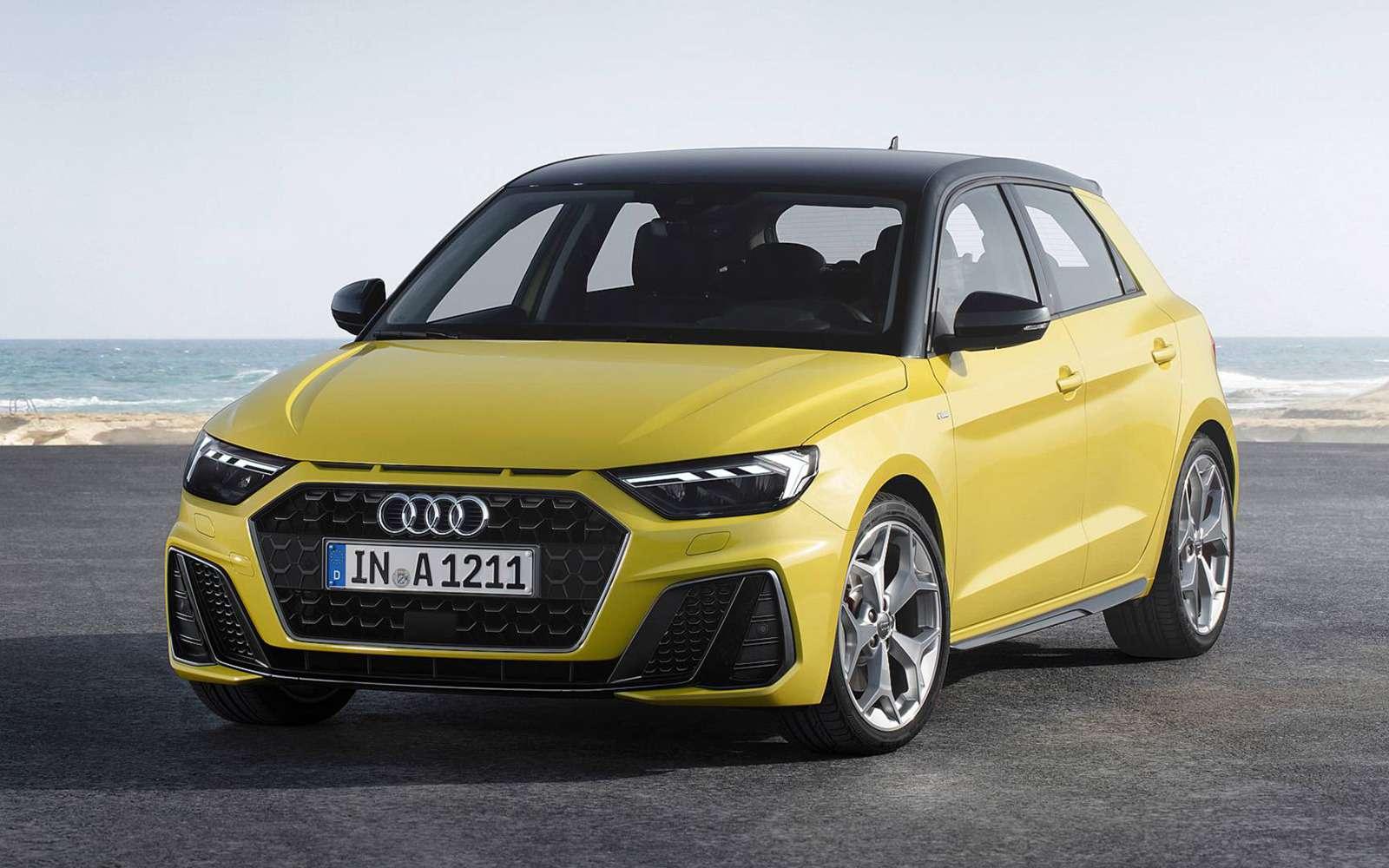 Новый Audi A1: дамский угодник— фото 879958