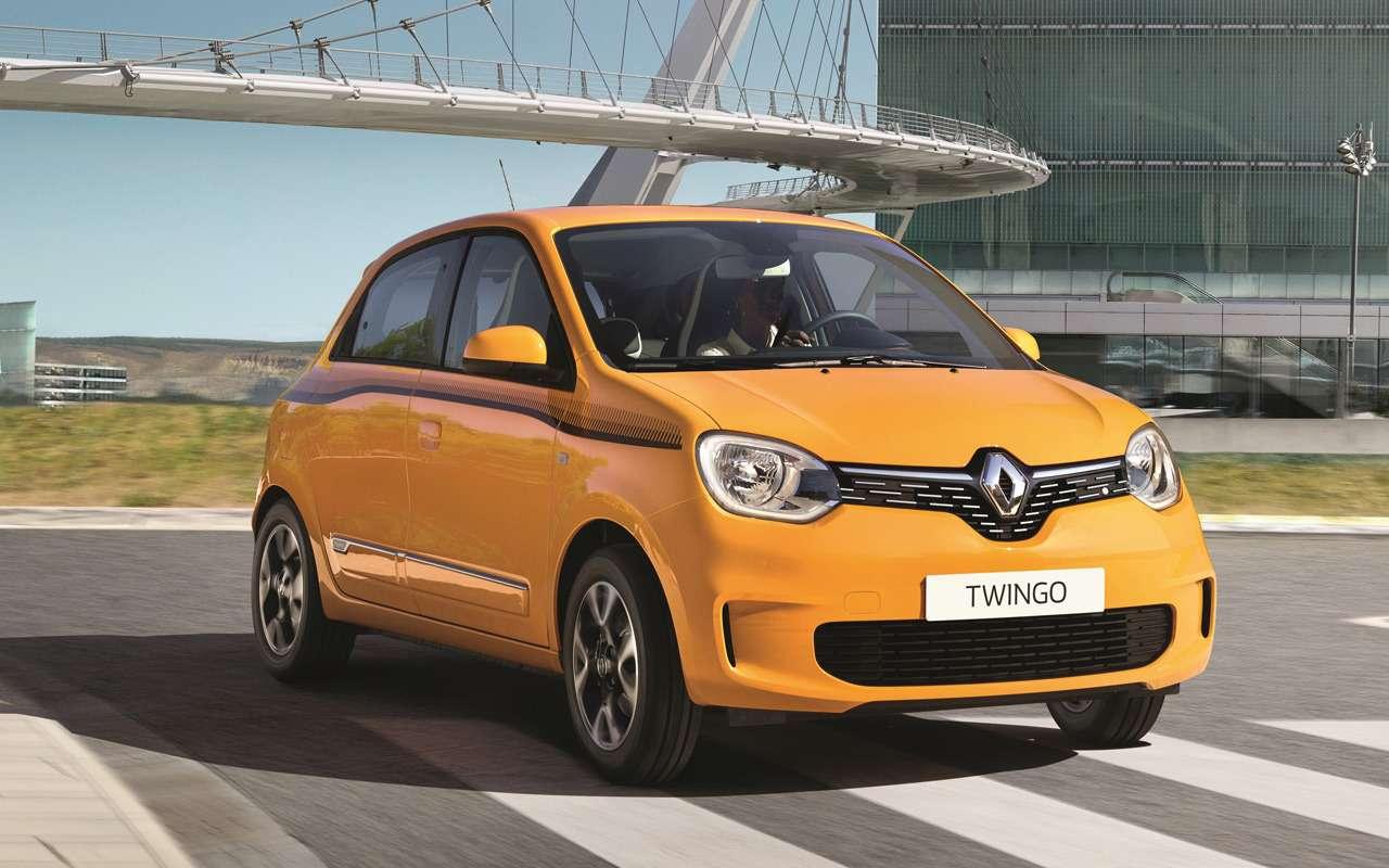 Renault обновила свою самую маленькую модель— фото 942264