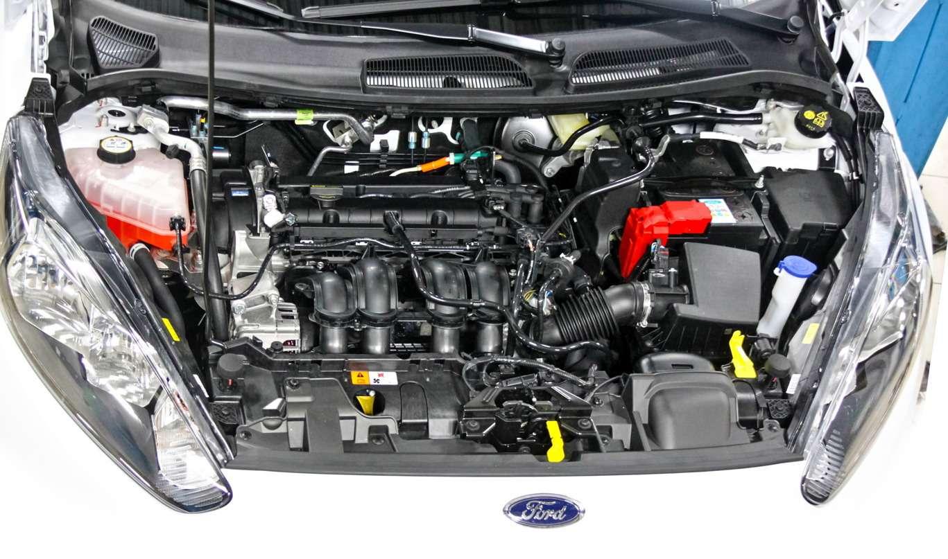 Ford Fiesta: проверка наремонтопригодность— фото 610325