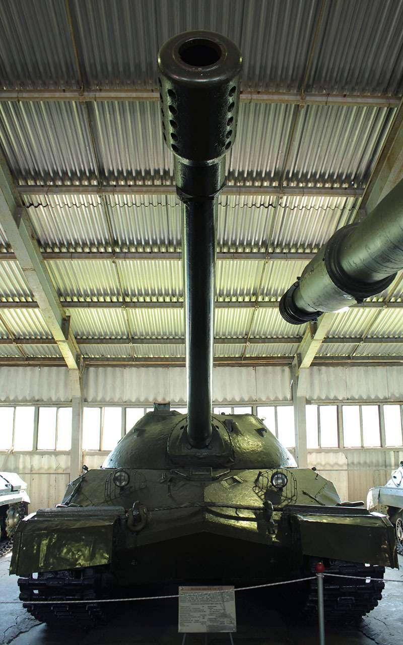 ИС-7: неизвестный советский танк-монстр— фото 960630