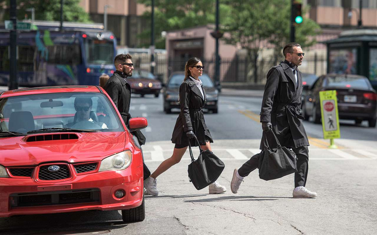 Автопарк американских бандитов— фото 784057