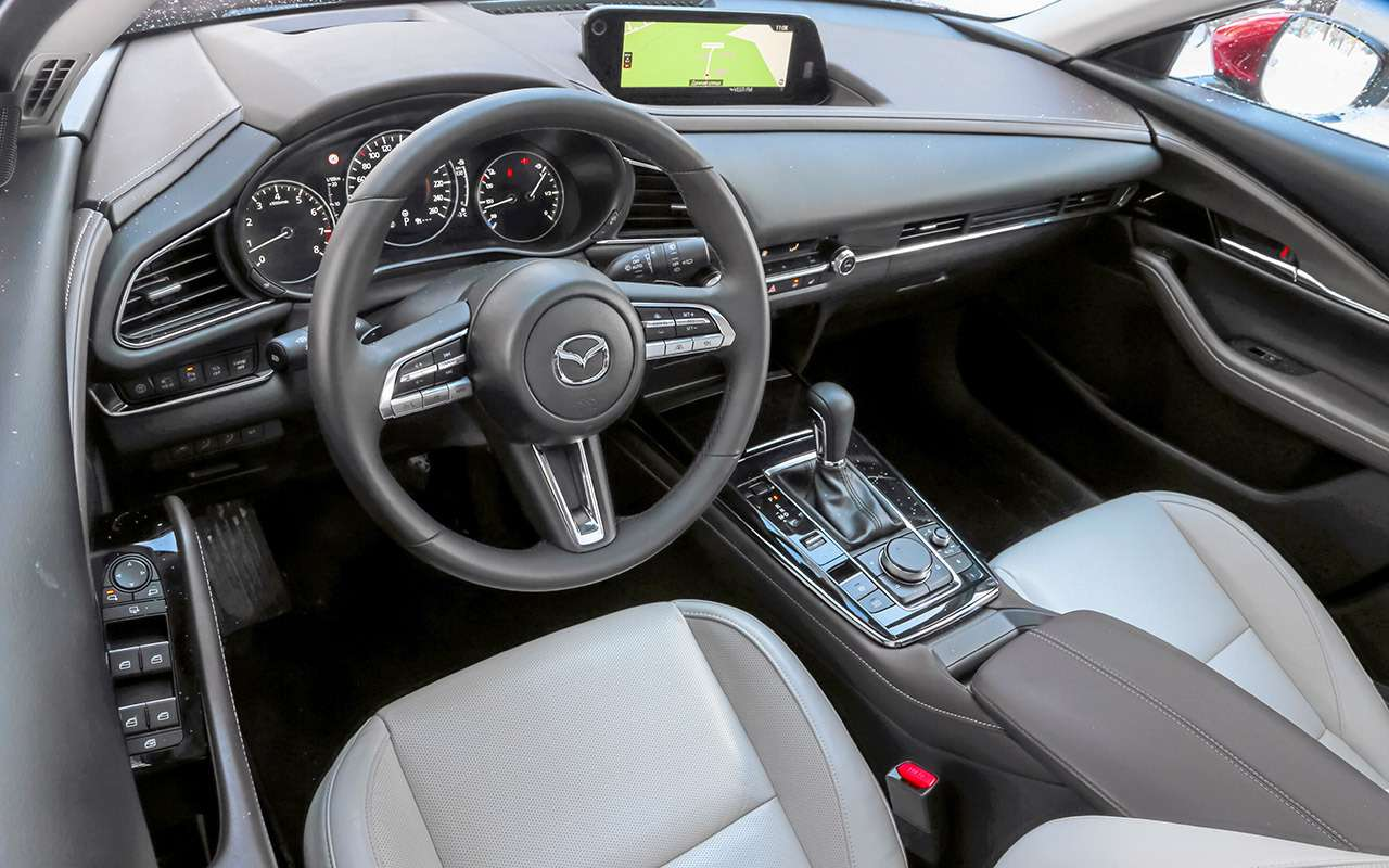 Mazda CX‑30, Skoda Karoq, Subaru XV: большой тест кроссоверов— фото 1238690