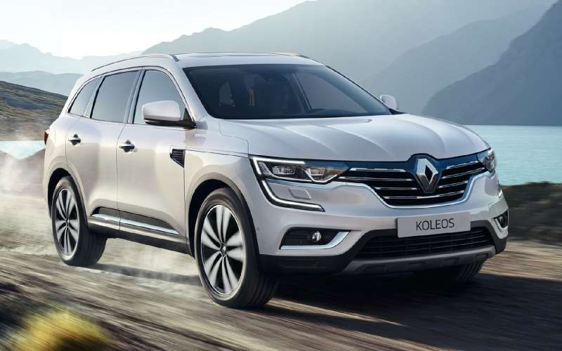 В России стартовали продажи кроссовера Renault Koleos второго поколения