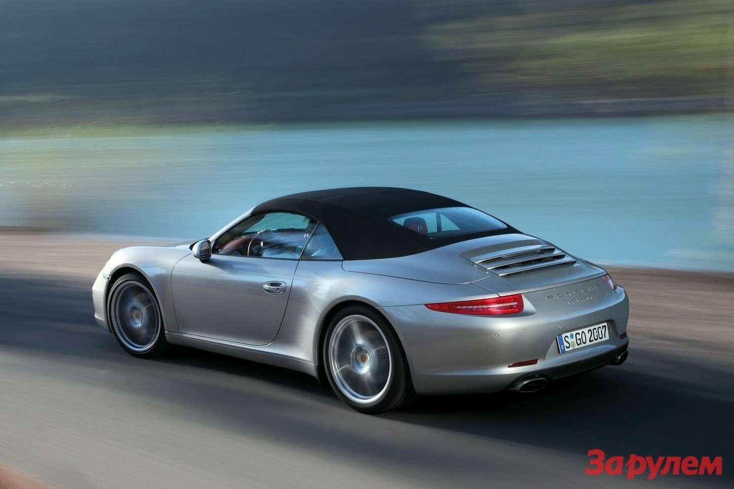 Porsche 911 Carrera Cabriolet 2013 1600x1200 wallpaper 04