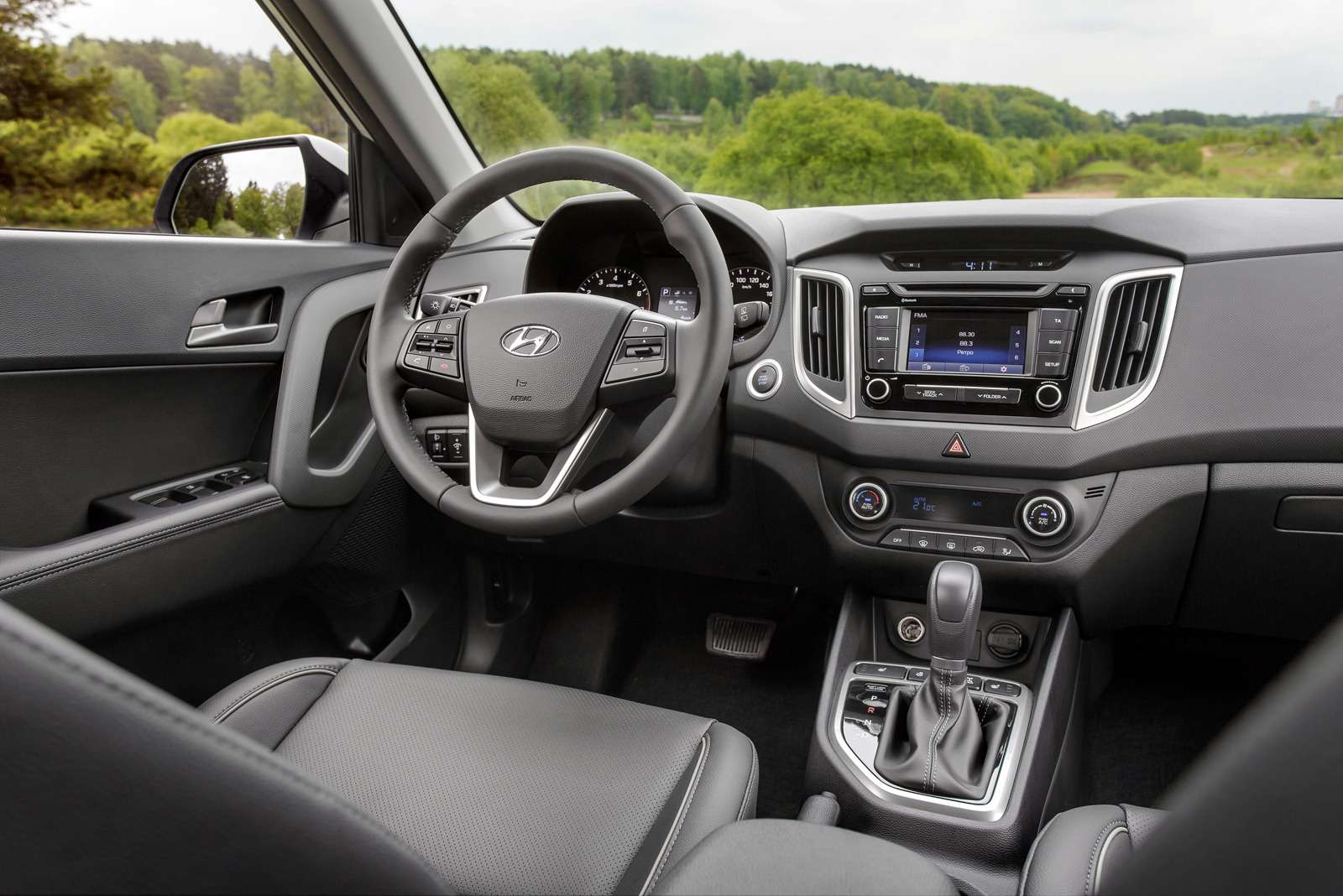 Интерьер Hyundai Creta: подробности— фото 599272