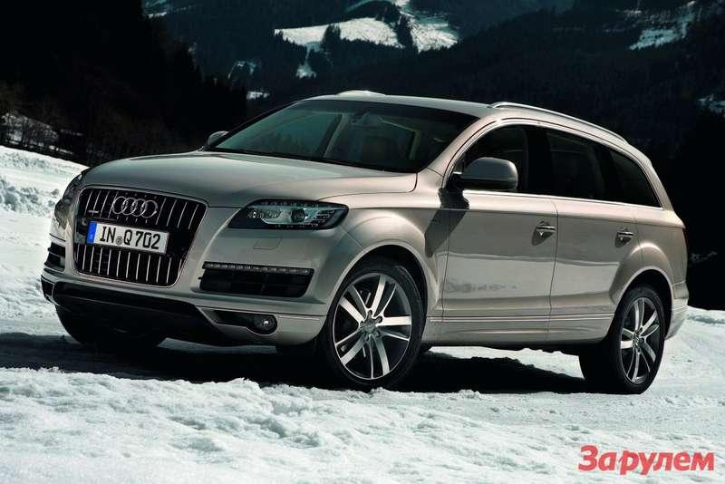 Audi Q72011 1600x1200 wallpaper 01