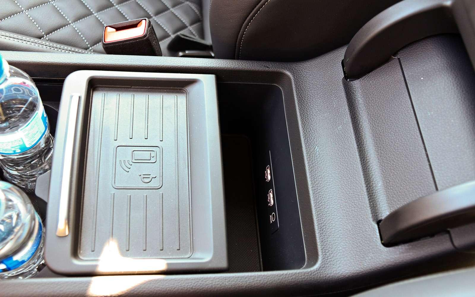 Новый Audi Q5quattro ultra— первый тест— фото 713320