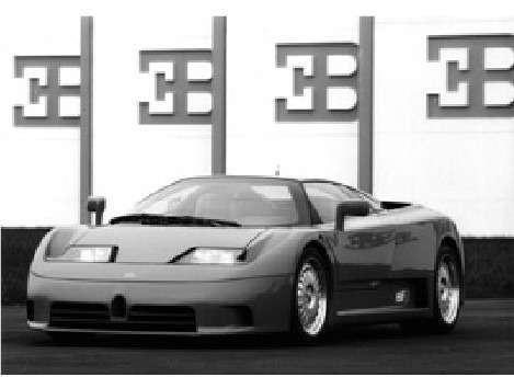 5 Bugatti ЕВ110no copyright