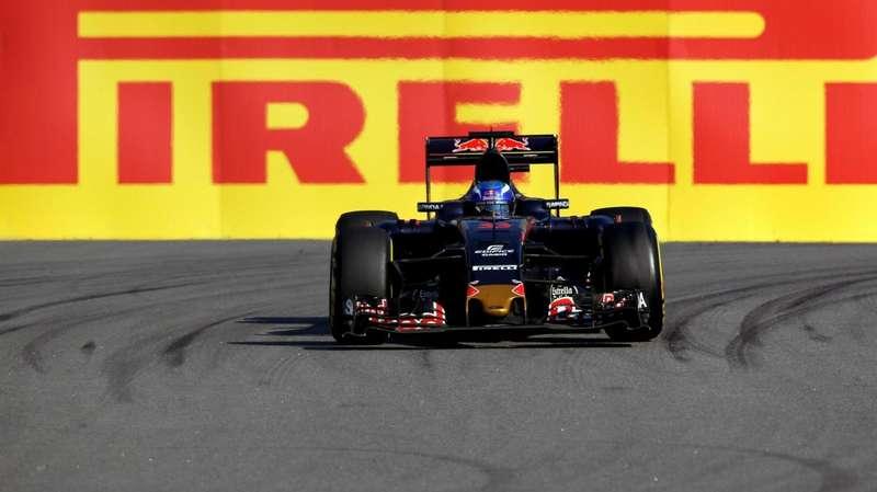Toro Rosso, Формула 1, Сочи, Гран При России, Сочи Автодром