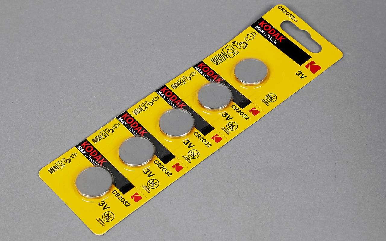 Батарейки-«таблетки»: выбираем лучшую— фото 1260070
