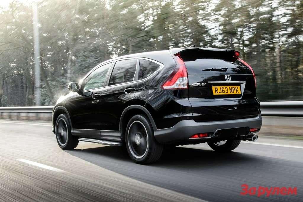 Honda CR-VHONDA PRHANDOUTPhotograph: James Lipman //jameslipman.com