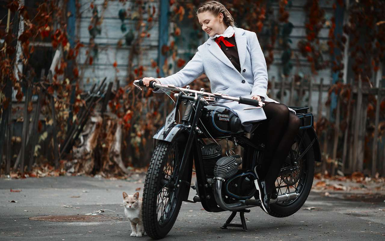 Первый серийный советский мотоцикл: история одной копии— фото 908500