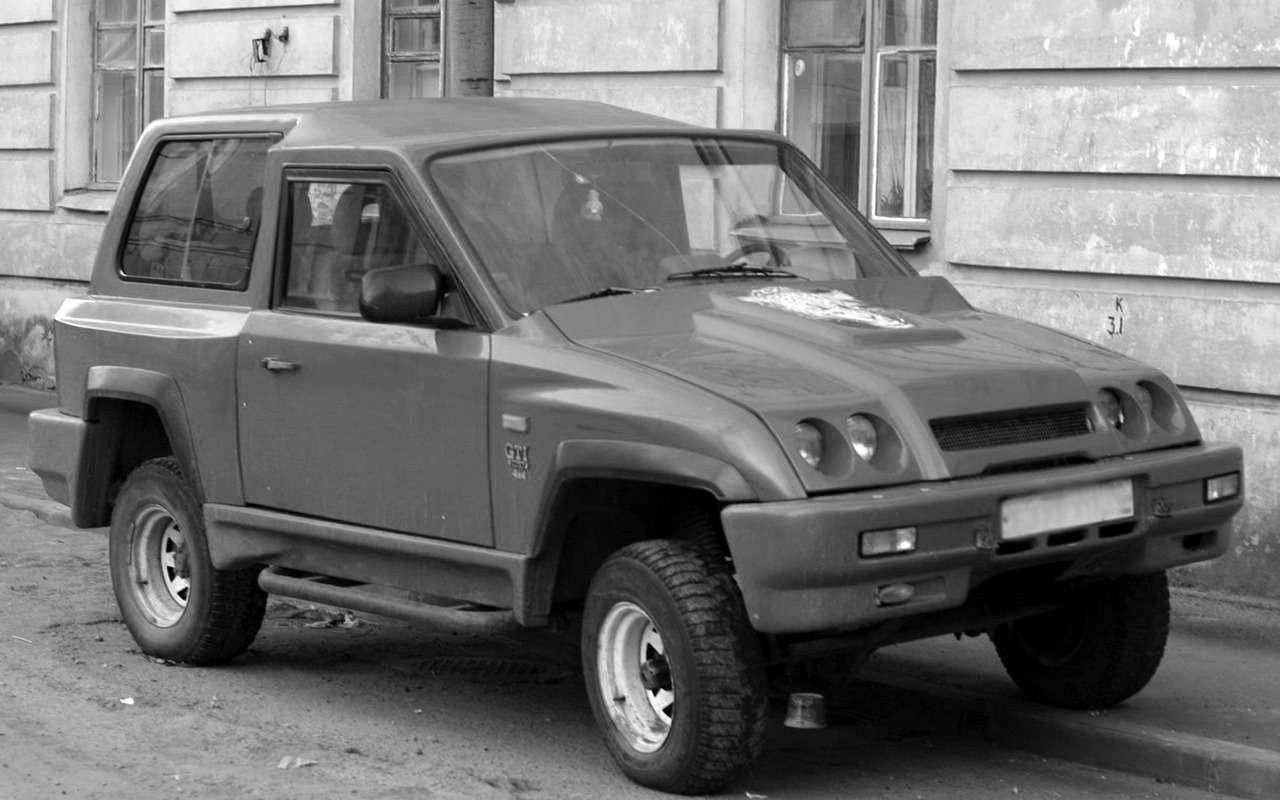 Забытые автопроекты СССР иРоссии: Роствертол, Заря, Канонир...— фото 1160208