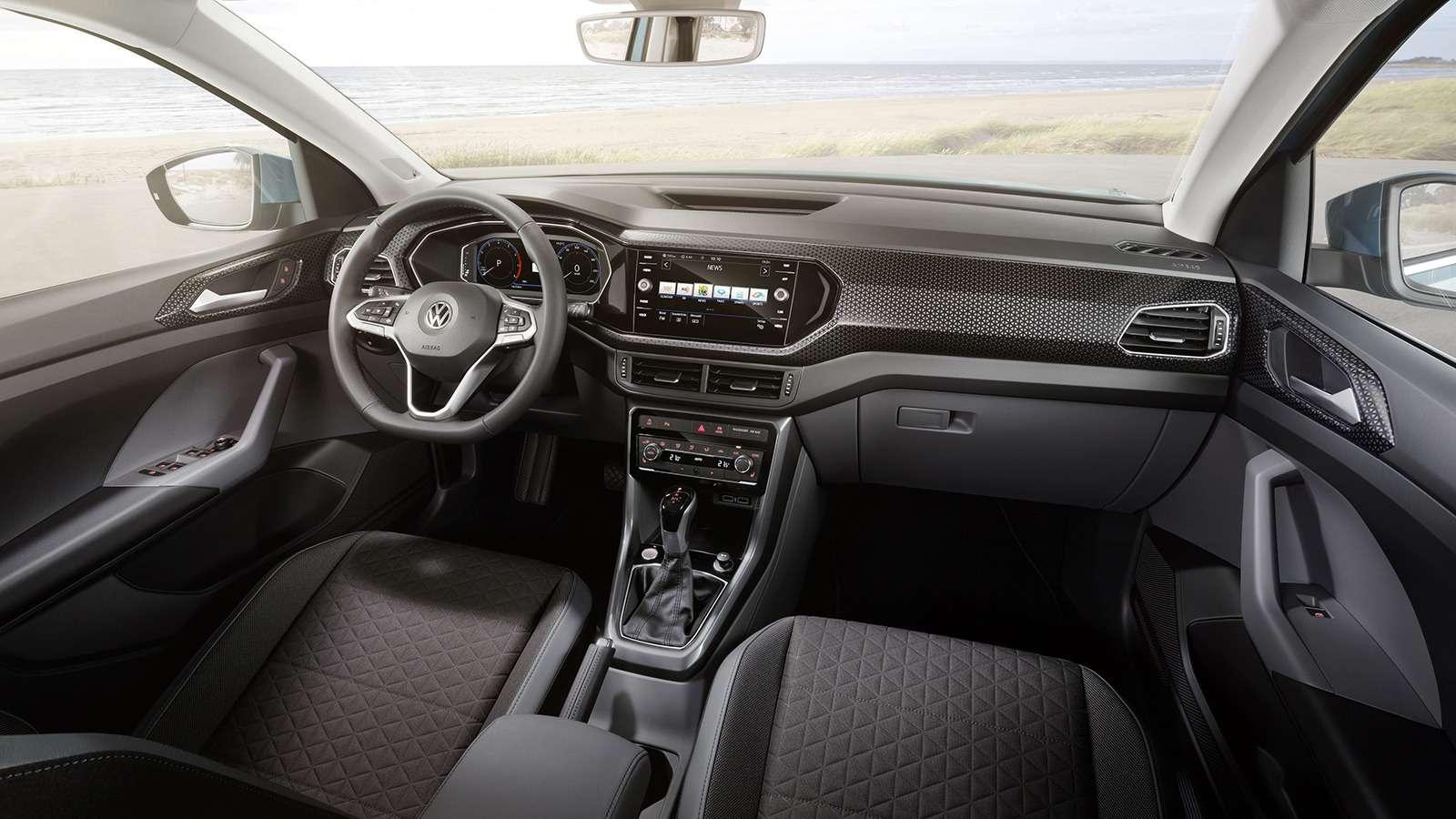 Новый кроссовер Volkswagen: онпоявится вРоссии!— фото 918214