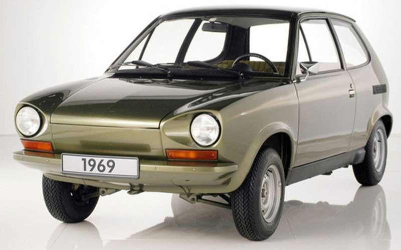 Какие модели VW рассматривал на замену Beetle
