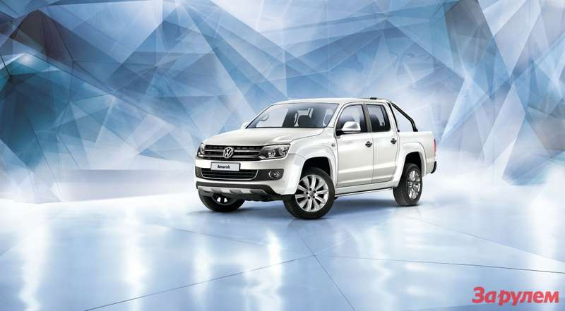 VW Soshi Edition Amarok