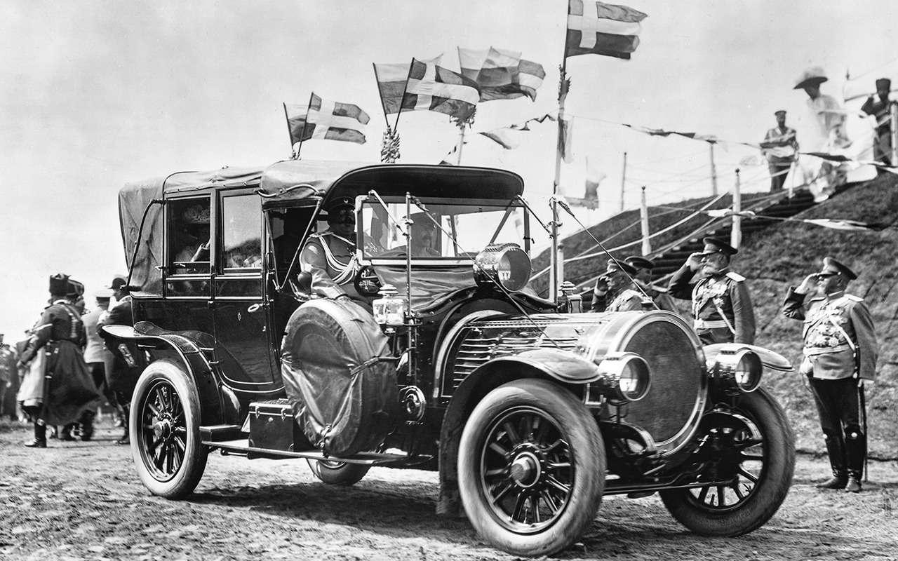 «Машину Его Величеству!»: любимый автомобиль последнего императора— фото 1219628