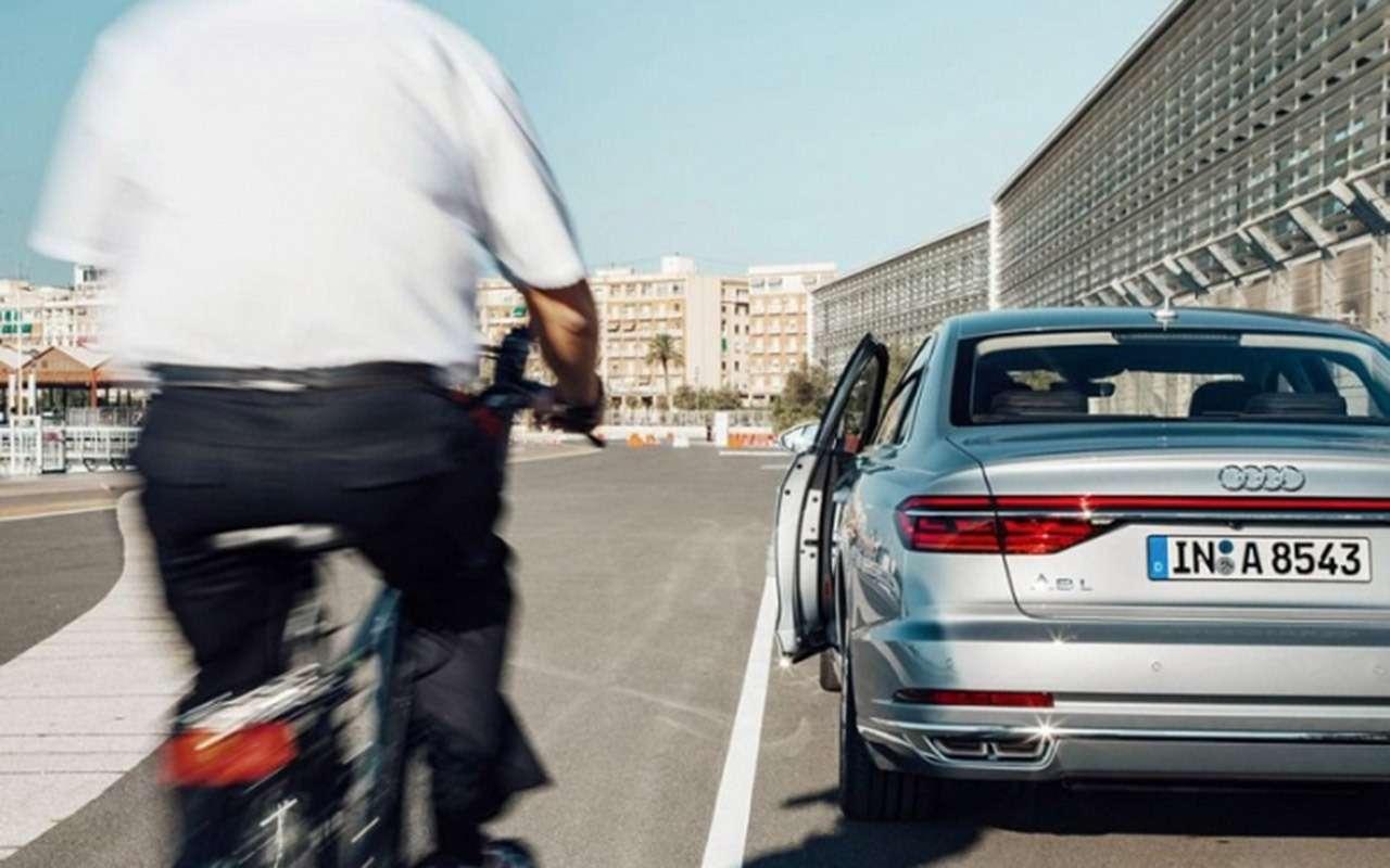 Всеэто скоро вобычных авто: очень продвинутые системы безопасности— фото 1246521
