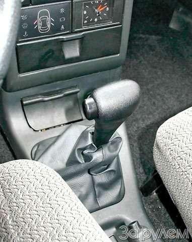Модификация Lada-110 Automatic. Авто-ВАЗ— фото 59762