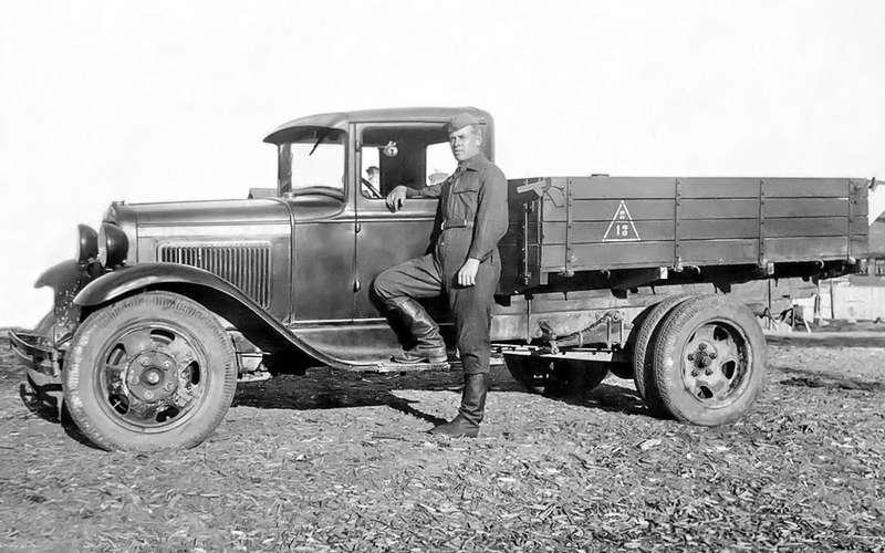 ГАЗ-ММ, 1940 года